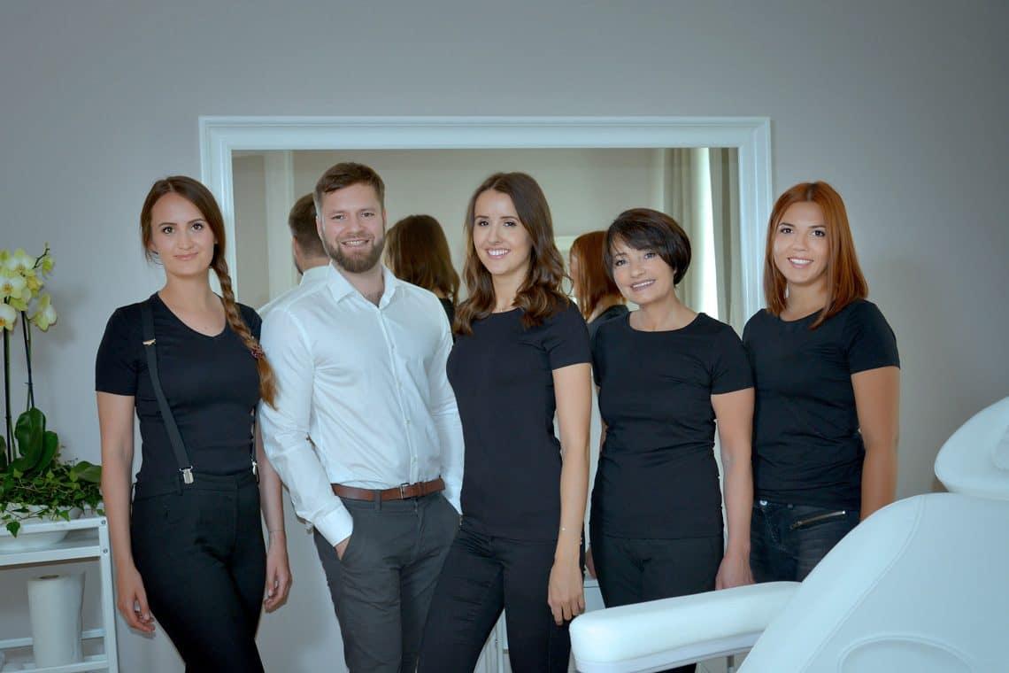 Das Team RT-Tiefenbacher