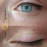 Permanent Make Up Lidstrich Erfahrung in Wien