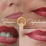 Erfahrung Permanent Make Up Lippen in Wien