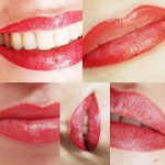 Lippen Permanent Makeup in Wien