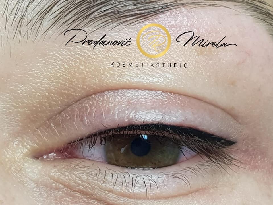 Eyeliner Permanent Wien