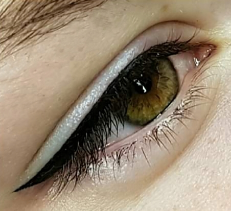 Lidstrich Permanent Makeup