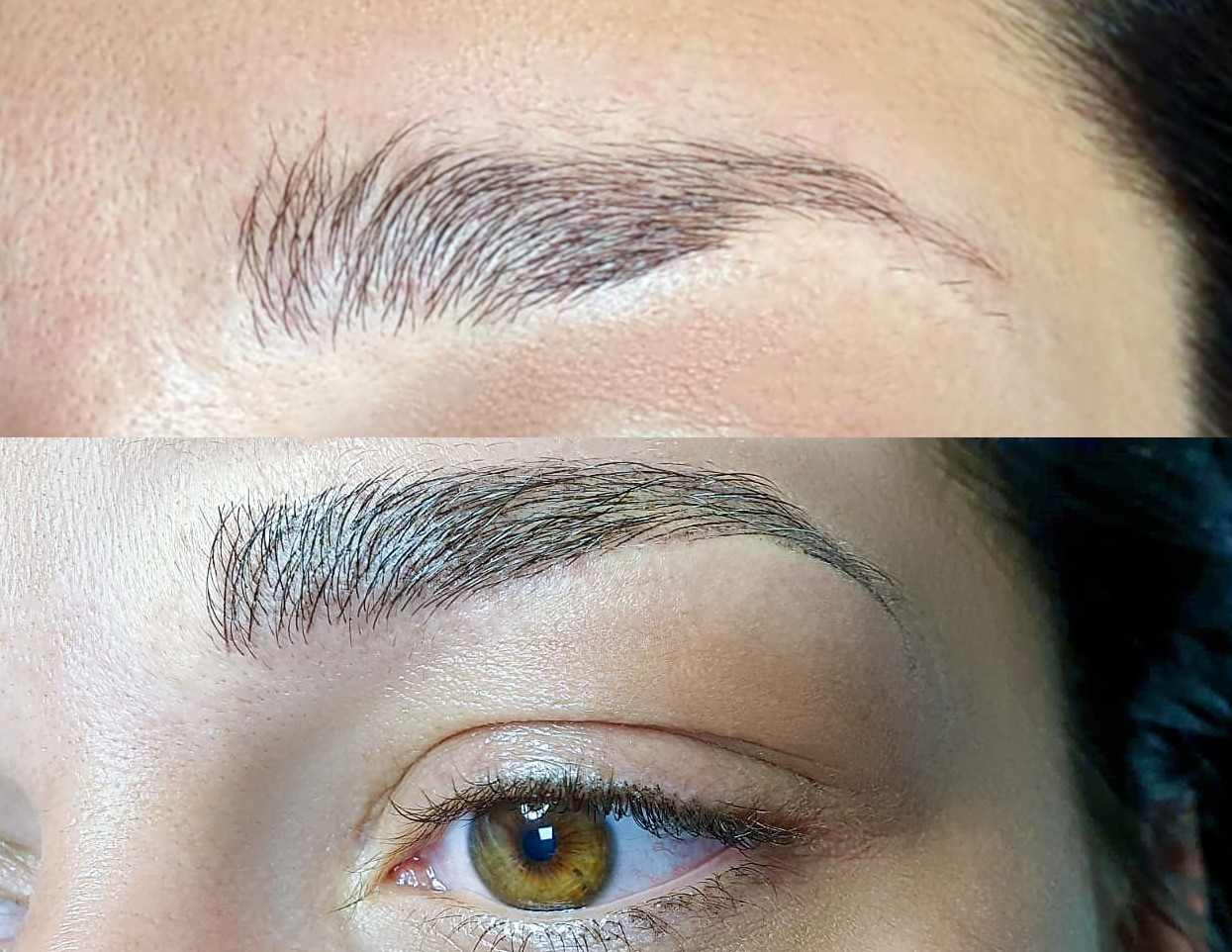 Permanent Make Up Microfeathering