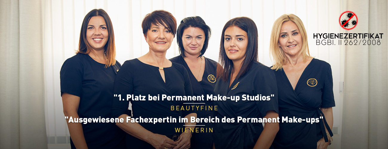 Team Permanent Makeup Artist