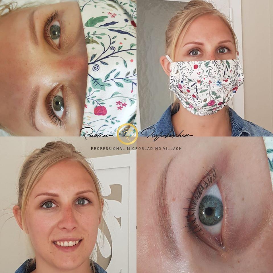 Augenbrauen Shading RT-Tiefenbacher