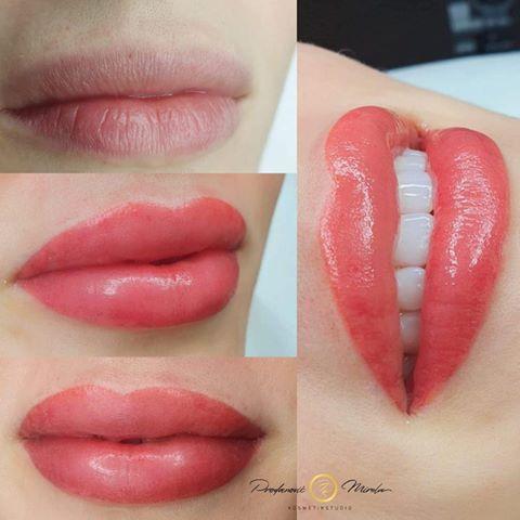 Lipblushing Wien